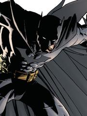 蝙蝠侠与其子