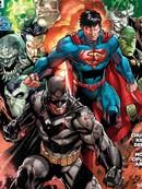 新52蝙蝠侠/超人 第1话