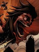 复仇者联盟X进击的巨人:进击的复仇者漫画