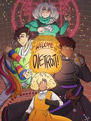 Welcome to Dietroit!漫画